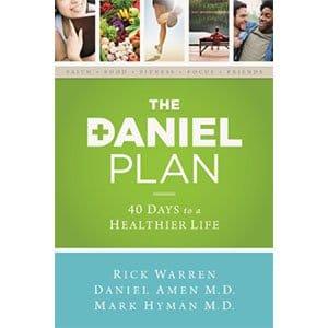 Daniel Plan Book
