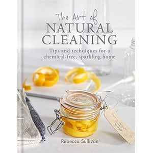 Natural Cleaning Book