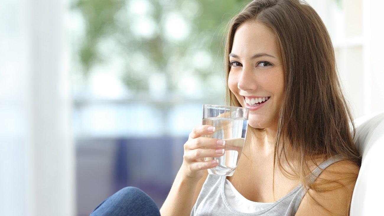 Как да пиете вода