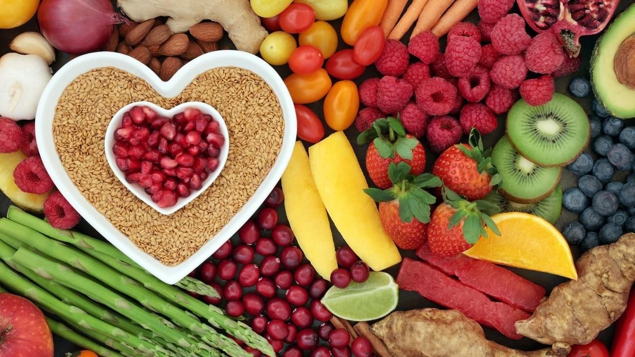 Храни за подпомагане на организма